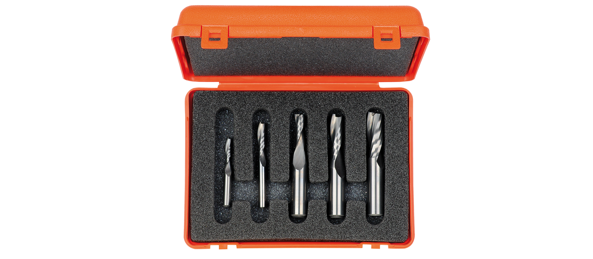 CMT Orange Down-cut Spiral Box Set