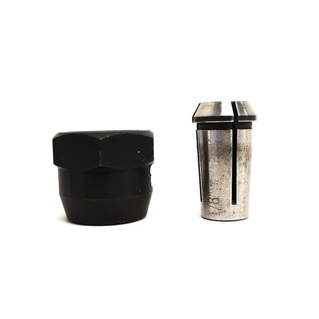 1/4 inch Collet and Nut Set