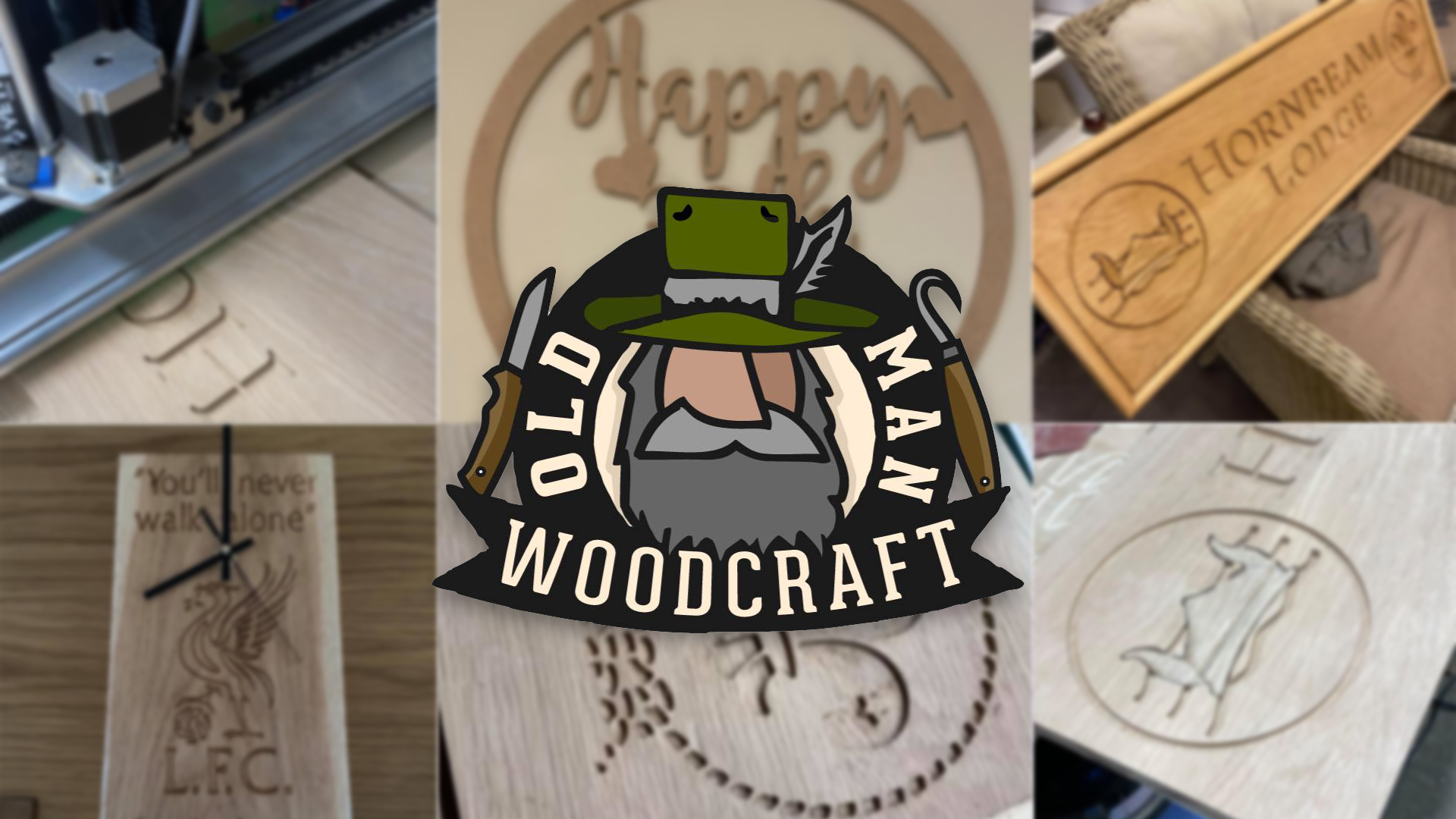 Old Man Woodcraft
