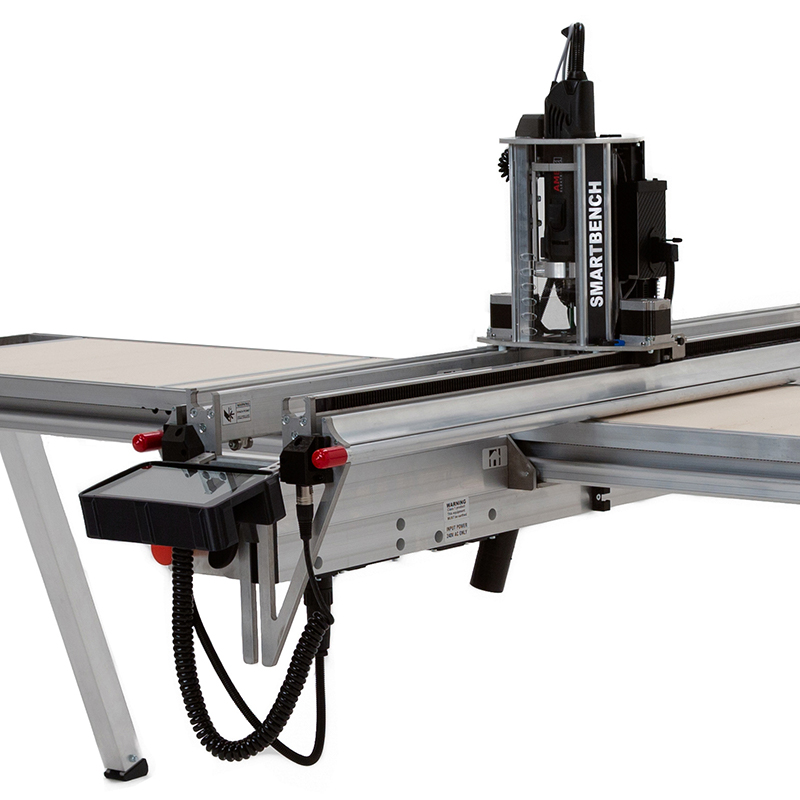 YetiTool's SmartBench A CNC Smart Router