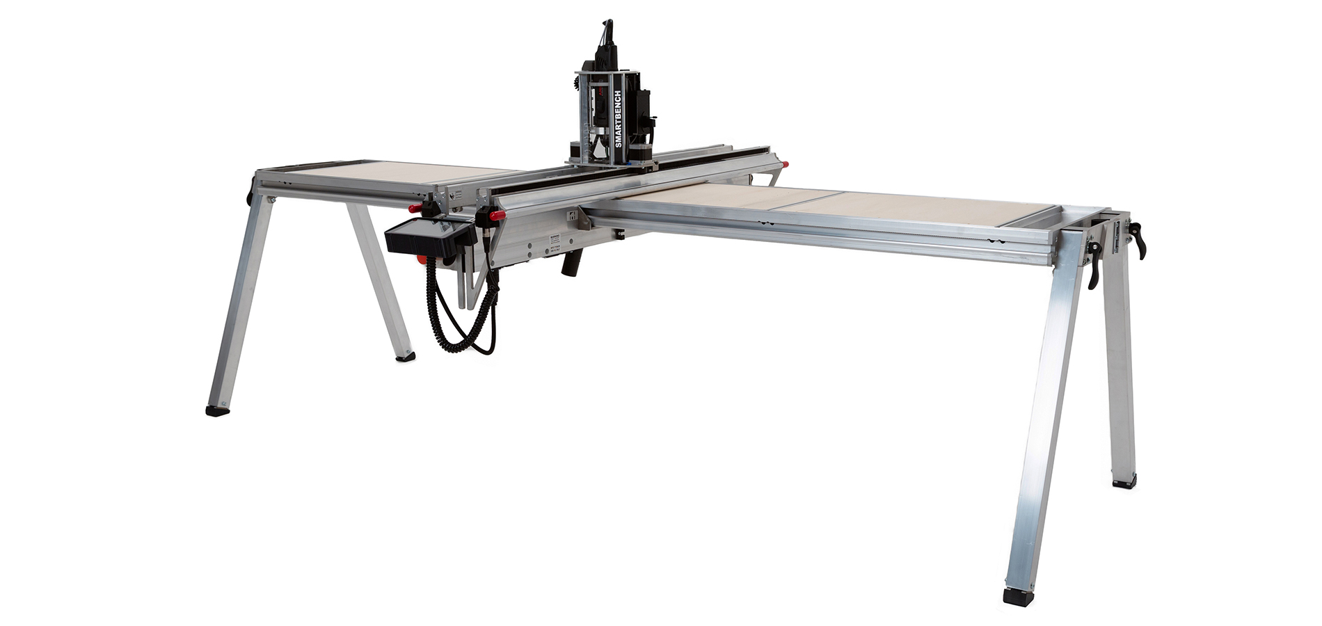 Yeti Tool's SmartBench A CNC Smart Router